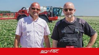 Agrifac Condor Endurance Veldspuit - Gebruikerservaring Van KMWP