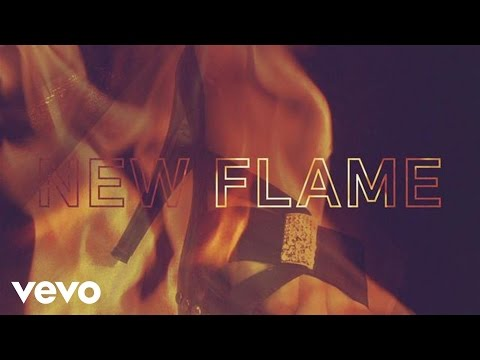 New Flame (Lyric Video) [Feat. Usher & Rick Ross]