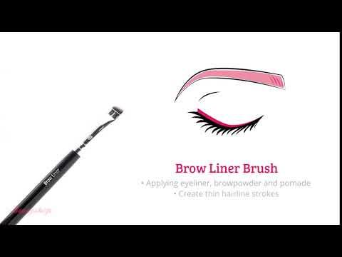 Boozyshop Boozyshop BoozyBrush Brow Liner Brush