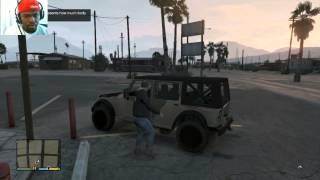Grand Theft Auto 5 Walkthrough Part 101 - CAR SEX | GTA 5 Walkthrough