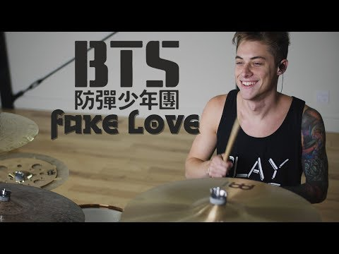 Luke Holland - BTS - 'Fake Love' Drum Remix