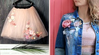 12 Creative Ideas To Remake Old Clothes And Save Your Money