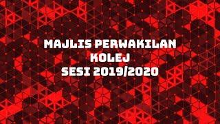 MAJLIS PERWAKILAN KOLEJ SULTAN ALAEDDIN SULEIMAN SHAH SESI 2019/2020