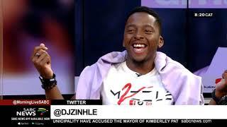 DJ Zinhle's latest hit single titled 'Umlilo'