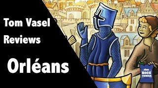 Orléans Review - with Tom Vasel