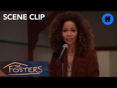 The Fosters   Season 4, Episode 20: Lena's Speech   Freeform