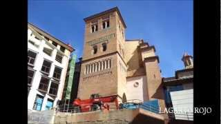 preview picture of video 'LA IGLESIA DE SAN PEDRO Y LOS AMANTES DE TERUEL'