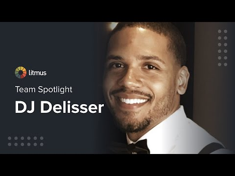 Team Spotlight: Meet DJ Delisser