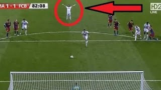 5 Football Players Celebrated Before Scoring Goals