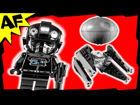 Vidéo LEGO Star Wars 9676 : TIE Interceptor & Death Star