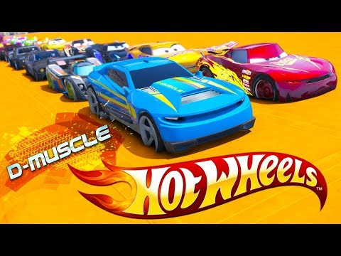 HOT WHEELS WHEEL POINT JUMP CHALLENGE (Cars 3 Challenge)