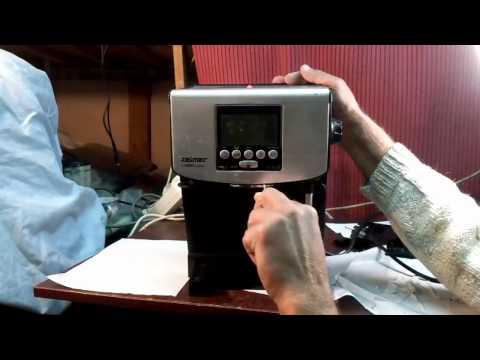 Разборка и ремонт кофеварки Zelmer