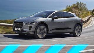 Jaguar I-Pace, la prova in anteprima dell\'anti Tesla inglese - Video