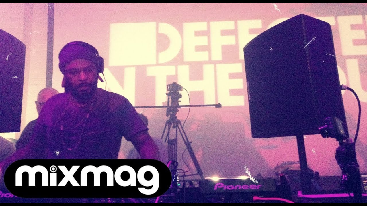 Osunlade - Live @ Mixmag Live with DEFECTED 2014