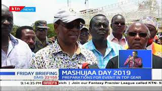 2019 Mashujaa Day Celebrations to take place in Mombasa