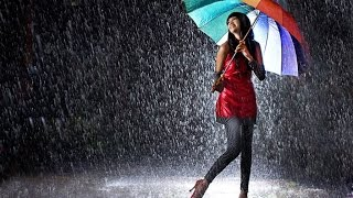 Уроки фотошопа. Эффект дождя