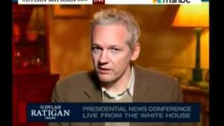 Exclusive Julian Assange Interview With Cenk Uygur (12/22/10)
