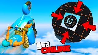 ЧАСОВОЕ ПРИКЛЮЧЕНИЕ НА ДЕДОВСКОМ МОПЕДЕ - ГОНКИ В GTA  5 Online