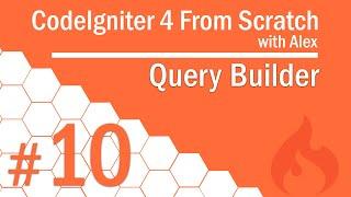 10 - Query Builder