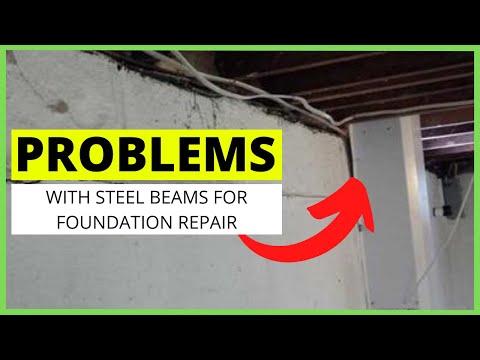 🐊Steel Beams- The Downsides | Foundation Repair