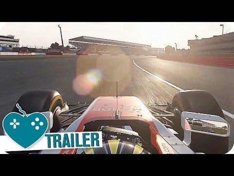 Видео № 1 из игры Formula 1 2016 (Б/У) [PS4]