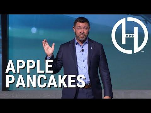 Apple Pancakes (Motivational Speaker Kevin Brown - The Hero Effect)