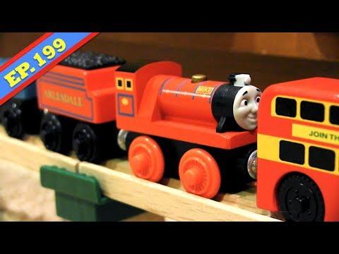 Double-Decker-Wrecker | Thomas & Friends Wooden Railway Adventures | Episode 199