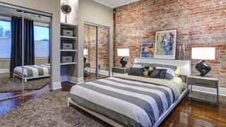 Schlafzimmer Wandgestaltung. Schlafzimmer Gestalten. Schlafzimmer Einrichten
