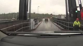 Aboard The CalMac Mv Isle Of Lewis - ScotVlog48