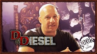 D&Diesel with Vin Diesel (Extended Version)