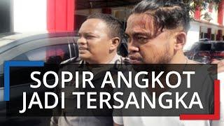 Sopir Angkot Resmi Jadi Tersangka, Kasus Kecelakaan Maut di Batam, Tabrak Calon Pengantin