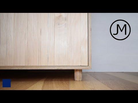 Making a Cabinet | 1 Sheet Rockler Plywood Challenge [59]