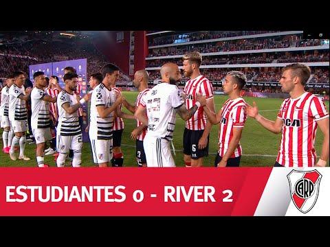 ¡UN PASO MÁS! River llevó su fútbol a La Plata y derrotó a Estudiantes