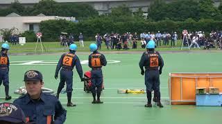 平成30年神奈川県消防操法大会・07大和市消防団