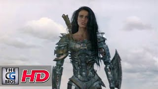 AMAZING CGI VFX Trailer HD Underland The Last Surfacer Directed By Gonzalo Gutierrez