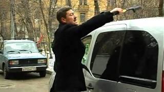 Смотреть онлайн Как заводить автомобиль зимой в мороз