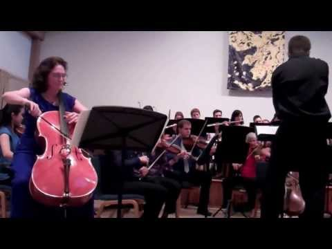 Un Camino (cello concerto) by Efraín Amaya, Kim Cook, cello, Matthew Sheppard, Conductor