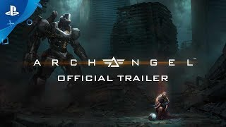 Archangel VR Released on Playstation