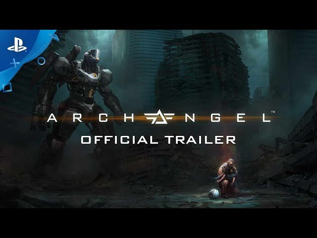 Archangel - Best VR of E3 2017 - Nominee