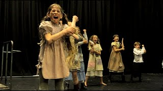 """""""It's the Hard Knock Life"""" (Annie) COVER by Spirit Young Performers Company"""