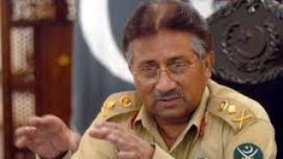 General Pervez Musharaf full decision