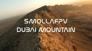 FPV MOUNTAIN DUBAI 4K