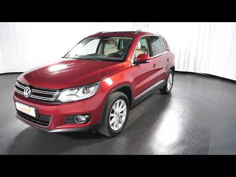 Volkswagen TIGUAN Sport & Style 2,0 TDI 4wd BlueMoT DSG, Maastoauto, Automaatti, Diesel, Neliveto, TUZ-498