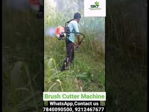 52 CC Backpack Brush Cutter
