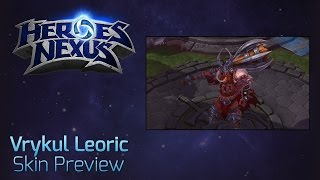 Vrykul Leoric Skin Preview