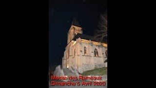 2020-04-05 – Rameaux
