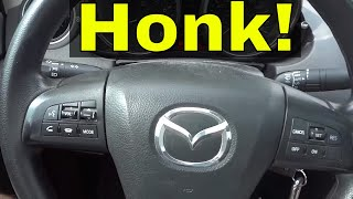 When To Honk Your Horn-Driving Tutorial