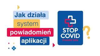 GOV  Jak działa system powiadomień aplikacji STOP COVID?