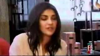 """Джессика Зор (Ванесса из """"Сплетницы""""), Видео с Jimmy Choo fragrance launch event - 9 Февраля"""