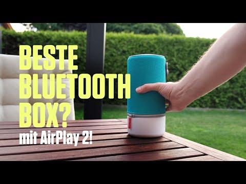 Airplay 2 Lautsprecher Libratone Zipp 2 für Unterwegs